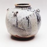 Vase, Spatglasur, Foto: Sebastian Laraia